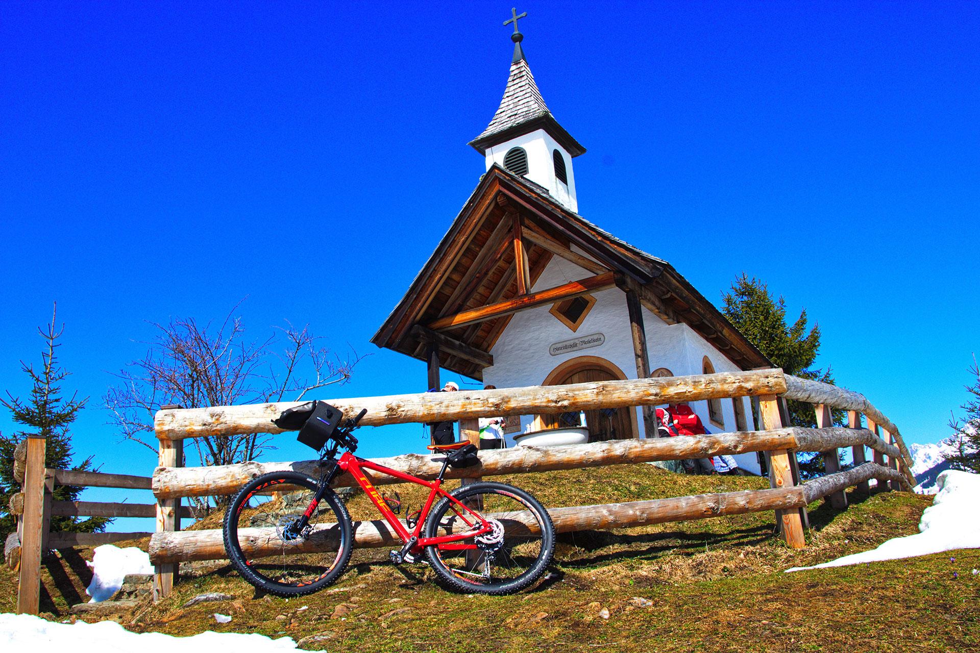 Gams Lodge Goldegg - Biken
