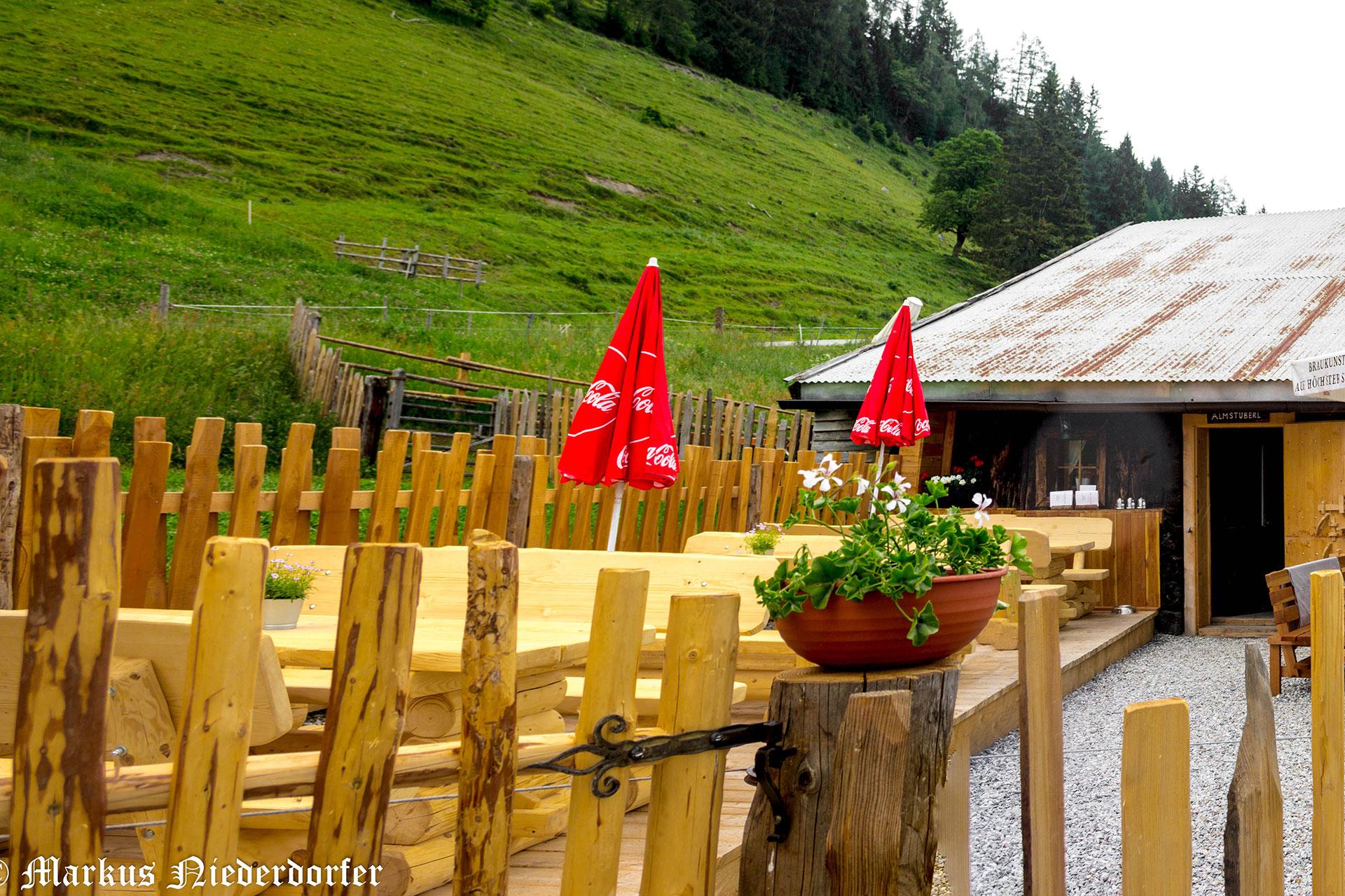Gams Lodge Goldegg - Wandern und Bergbahnen